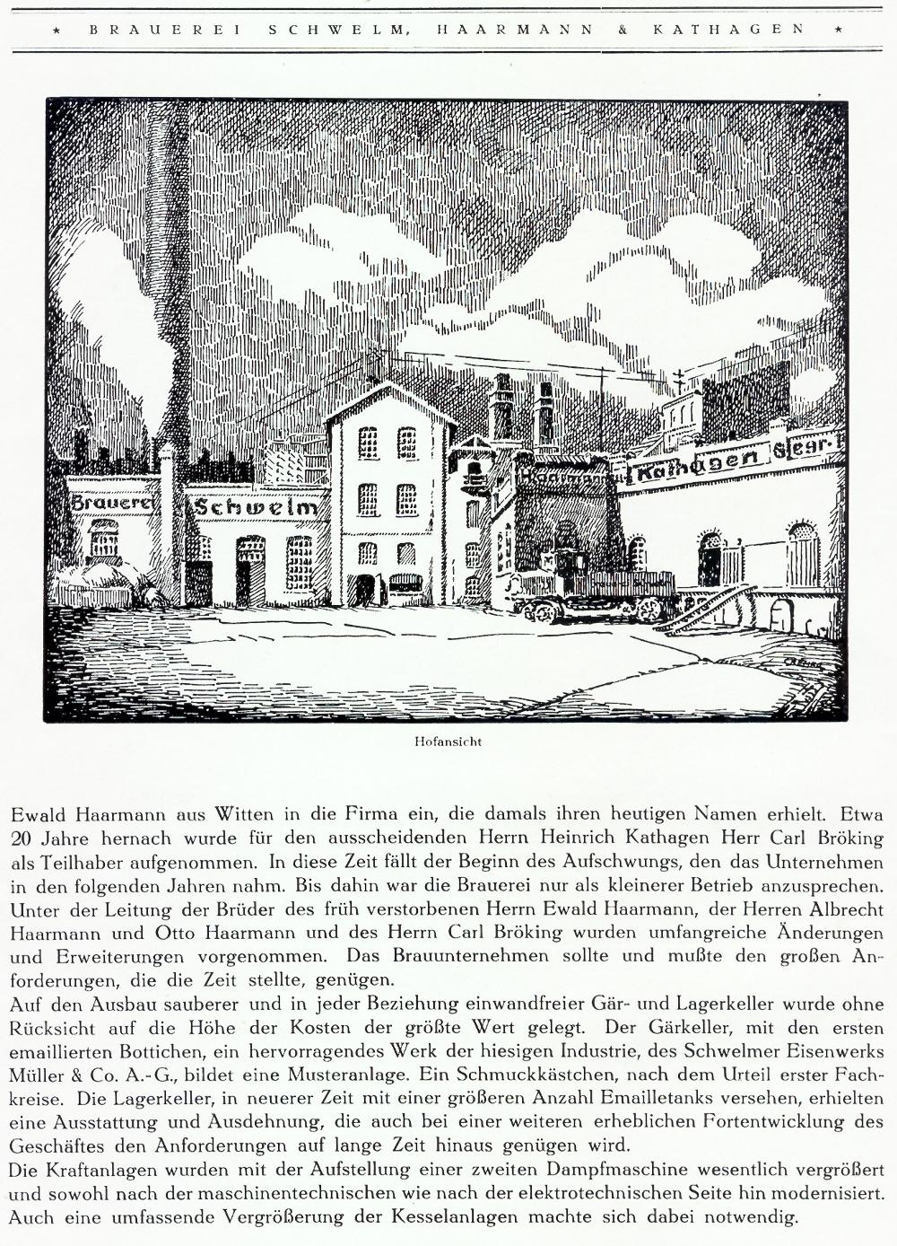 Brauerei Schwelm alter Stich02