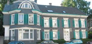 Bergische Villa – Neuer Verwaltungssitz der Lebenshilfe