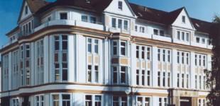 Verwaltungsgebäude des Wupperverbandes